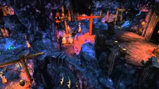 Dungeons & Dragons: Daggerdale - Gameplay (HD).