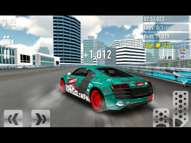 Drift Max City - Android Gameplay HD
