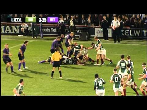 Leeds Varsity 2013 - The Rugby Final at Headingley Carnegie Stadium - Second Half