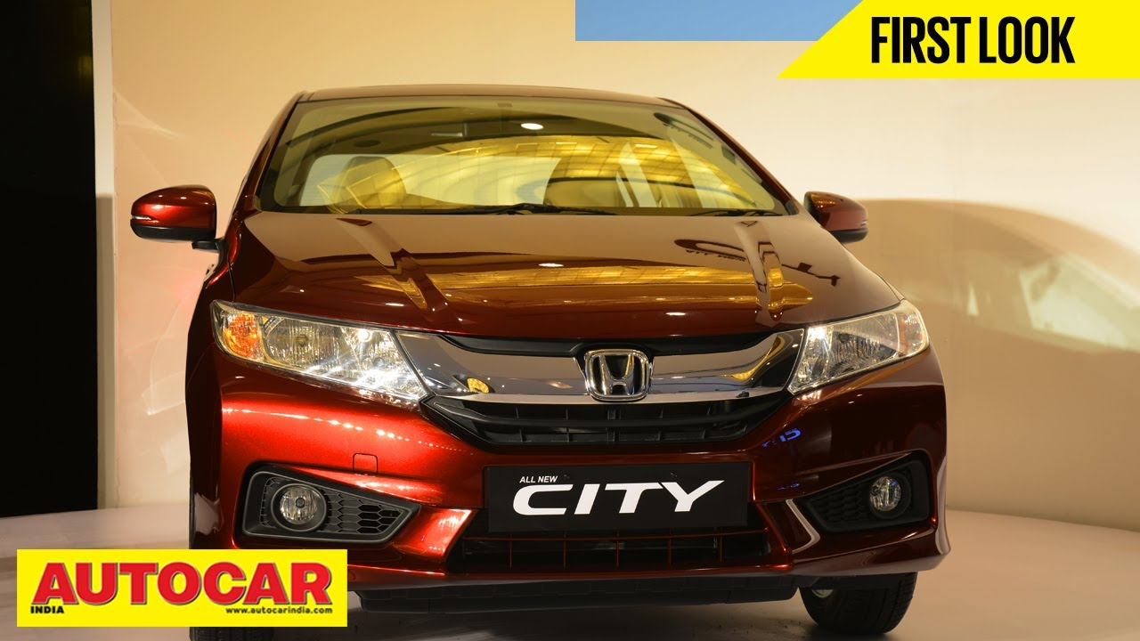 2014 Honda City | Car Launch Video Review | Autocar India   YouTube