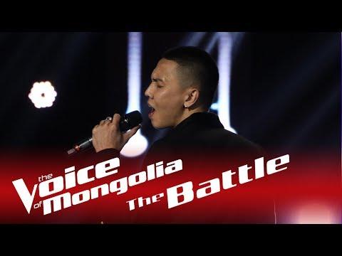 "Telmen feat. Anu - ""Uulen tsoorhoin nar"" - The Battle - The Voice of Mongolia 2018"