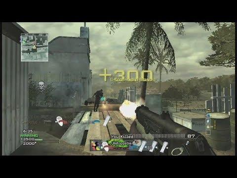 MW3 Wii: Hacker:- Moonwalker aka Inf Amo Lobby :)