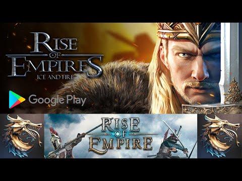 Ce jeu Gratuit pour téléphone est une tuerie !!!  Rise of empire :  Ice and Fire