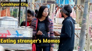 Momos Prank 2019 Gorakhpur Time of Prank Tv
