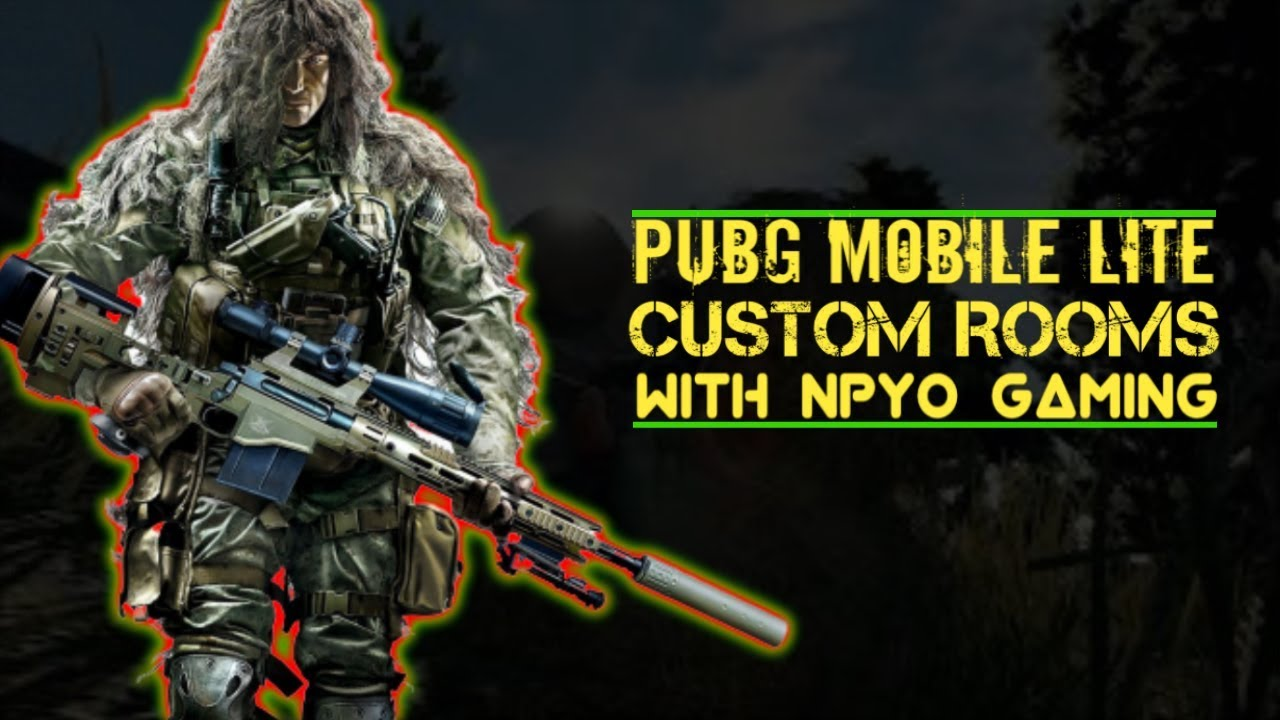 Pubg Mobile Lite Live || Finally flare mil gai || Custom room and team code || NpYo Gaming