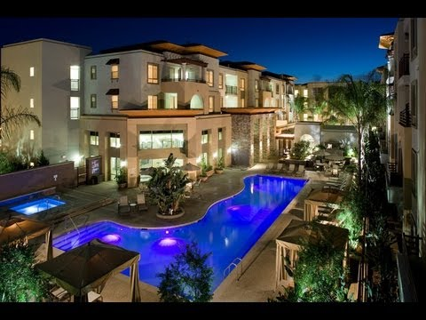 """Warner Center Apartments"" - Triana in Woodland Hills Sizzle Reel"