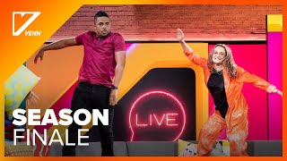 Couch Dancing w/ Roỳal & The Serpent + Gina Rodriguez on Season Finale | VENN Arcade Live | Ep 23