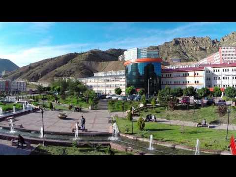 Gümüşhane Üniversitesi - Tanıtım Filmi - 2014/2015 (HD)
