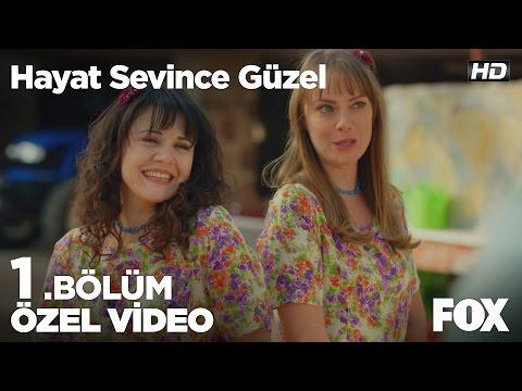 İlknur Ile Seher Kız Kardeşler Aşık Olursa... Hayat Sevince Güzel 1. Bölüm