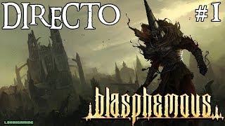 Vídeo Blasphemous