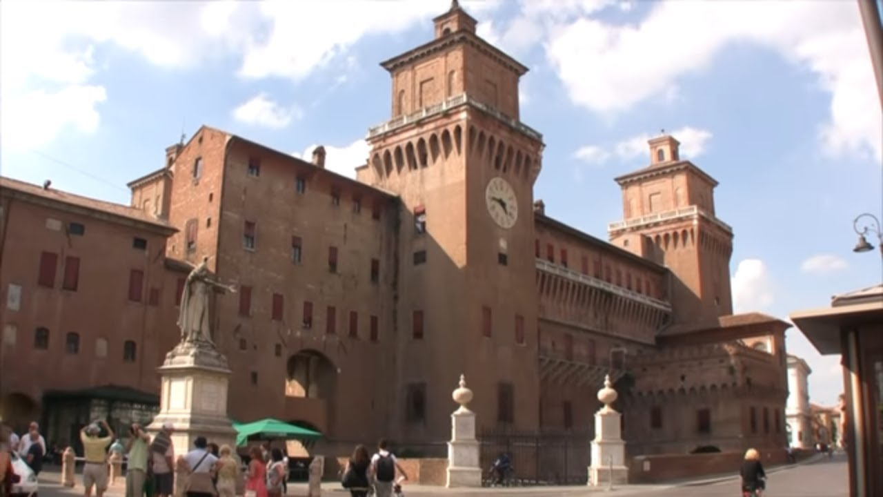 Ferrara italy ferrara tour including the castello for Ferrara store ferrara