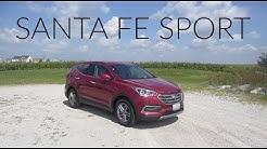 2018 Hyundai Santa Fe Sport | Full Rental Car Review