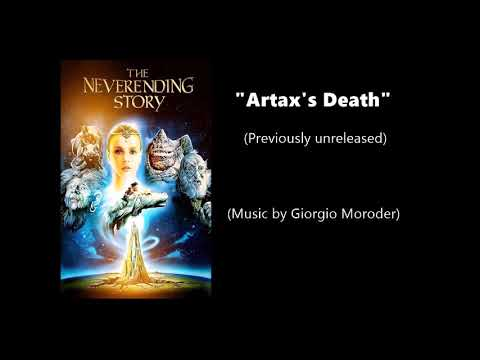 "The The NeverEnding Story Soundtrack: ""Artax's death"" (Previously unreleased)"