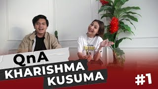 "Gambar cover QnA - ""Out of Tune"" with kharishmakusuma"