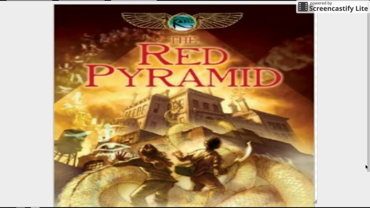 the kane chronicles the red pyramid audiobook