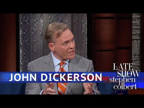 John Dickerson Outlines How Hannity Can Keep His Job