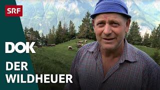 Sepp Gisler   Das Leben des Wildheuers am Oberaxen   Doku   SRF DOK