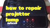 How to Change an Epson Lamp - YouTube
