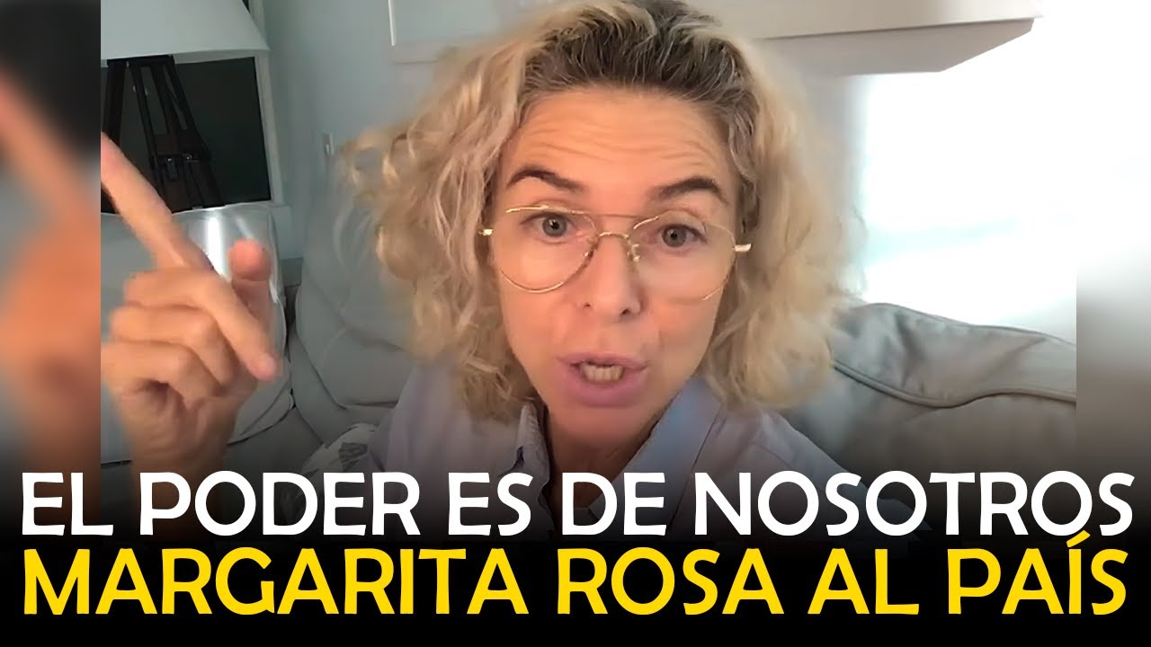 2022 A LAS UNAS EL PODER ES DE NOSOTROS