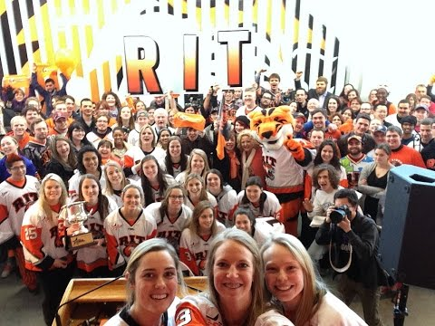 RIT Women's Hockey ready for NCAA top-seed Golden Gophers