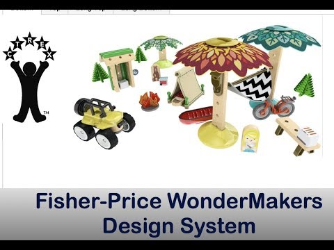 Fisher-Price WonderMakers Design System