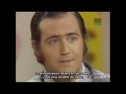Andy kaufman on the dating game