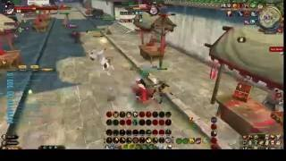 Age of Wushu (Blue Dragon) PVP 2v2 MoDarven + Blood Vs Us