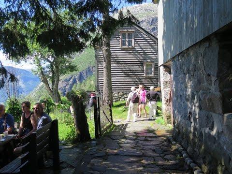 Kjeåsen in Norway 2016