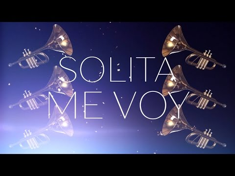 Solita Me Voy - Angela Leiva (Lyric Video)