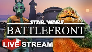 Star Wars Battlefront: Outer Rim | HYPE & Speculation Live Stream