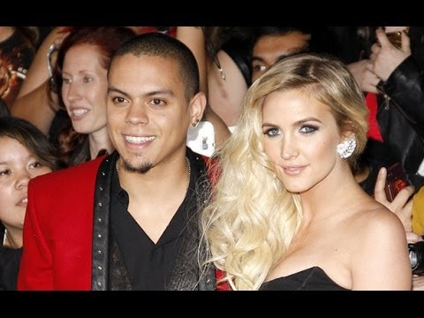 Ashlee Simpson is Engaged! Pieces of Me Singer Confirms on Twitter That She's Set to Wed Evan Ross