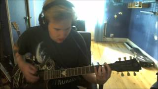 Six feet under - Incision Guitar cover (HD)