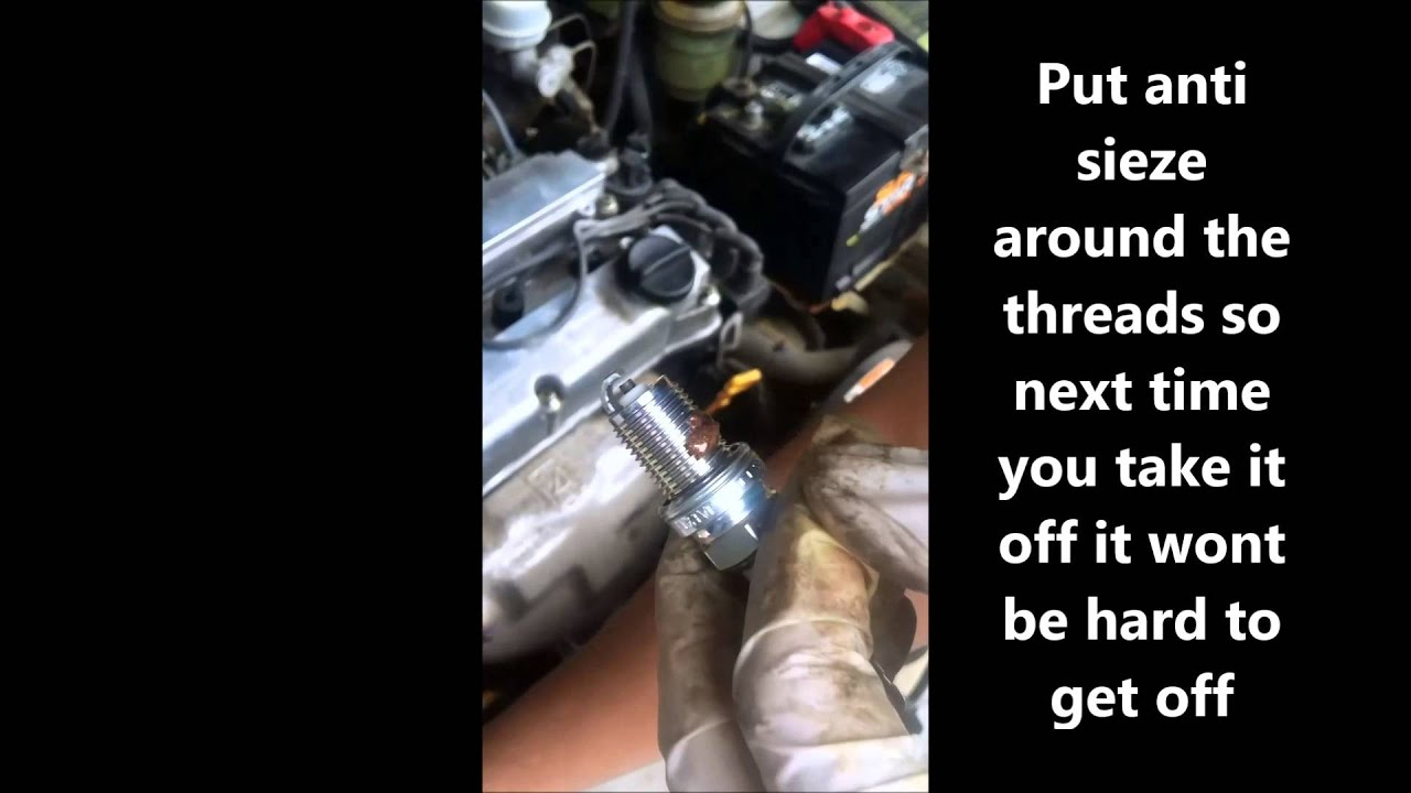 How To Change Spark Plug And Wires Youtube Daewoo Prince Wiring Diagram