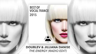 DoubleV & Jilliana Danise - The Energy (Radio Edit)
