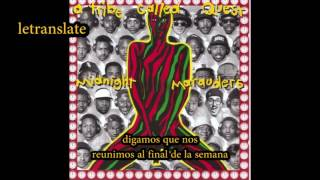 a tribe called quest-electric relaxation-subtitulada español