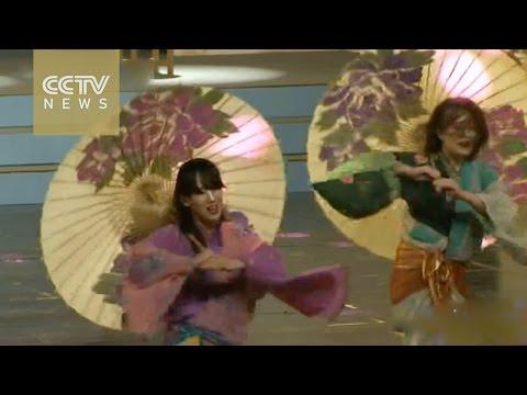 Qingdao hosts China, Japan & S. Korea cultural talks