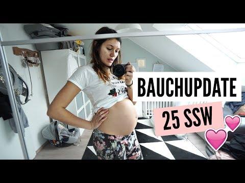 BAUCHUPDATE 25 SSW!  | 22.02.2018 | ✫ANKAT✫