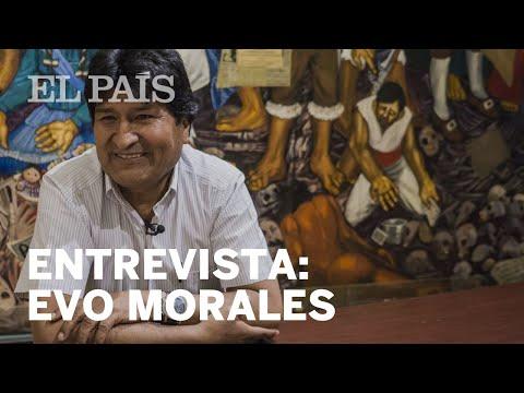 """Entrevista a #EVO MORALES: """"Estoy dispuesto a volver a #BOLIVIA  y, para pacificar, no ser candid..."""