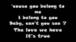 Morandi - I Belong To You (Lyrics)