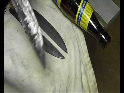 Видио ножи из шх15 обработка закалка ножи multitools viking norway купить