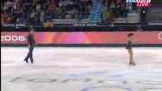 PHYO Yong Myong / JONG Yong Hyok  SP at 2006 Winter Olympics