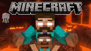 One of The Minebox's most viewed videos: If Herobrine Had A Dad - Minecraft