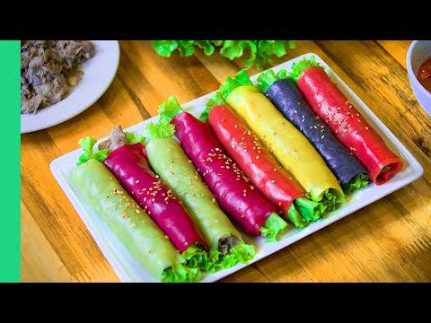 Most UNIQUE Vietnamese Food in HANOI - BANH PHO TOUR!