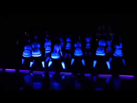 Brownwood High School Blackout Pep Rally 2014