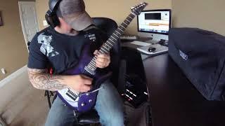 Joe Satriani  - Energy (cover)