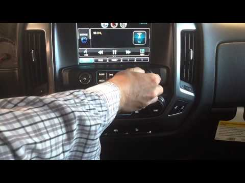 2014 Silverado MyLink Radio and Bluetooth Phone Pairing