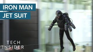 "Introducing the ""Iron man"" Gravity Jet Suit"