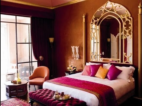 Moroccan Bedrooms Ideas