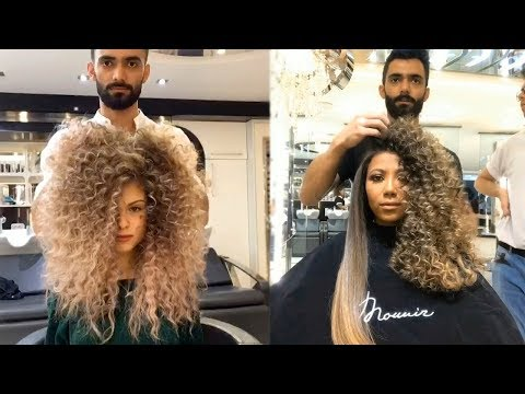 Beautiful Hairstyles Tutorial  Professional 2018  Amazing Hair Transformation
