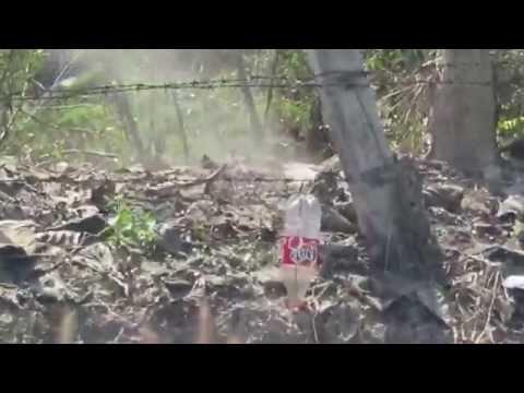 ปืนอัดลมเบอร์2 Hatsan 125 th ยิงขวด 1.5 ลิตร ระยะ 85 เมตร part 1